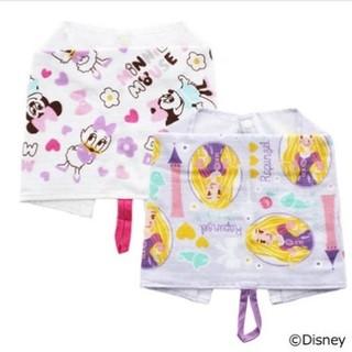 ディズニー(Disney)の新品 ループ付きタオル スタイ ディズニー プール ミニー プリンセス(タオル/バス用品)