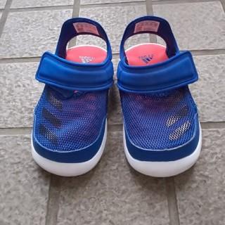adidas - adidas 子供用サンダル