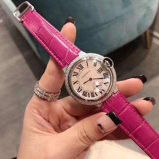 カルティエ(Cartier)のCartier 新品仕上 カルティエ100m防水 腕時計(腕時計)