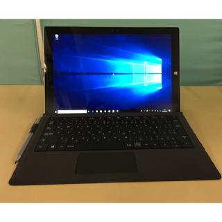 マイクロソフト(Microsoft)のSurfacepro3 ドッキングステーション付き(ノートPC)