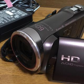 ソニー(SONY)のソニー ハンディカム  HDR-CX420(ビデオカメラ)