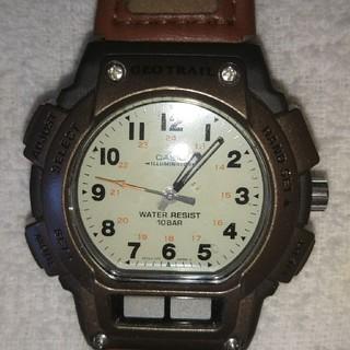 CASIO アナログ デジタル時計(腕時計)