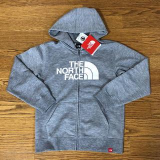 ザノースフェイス(THE NORTH FACE)の新品 ノースフェイス パーカー 140cm(ジャケット/上着)