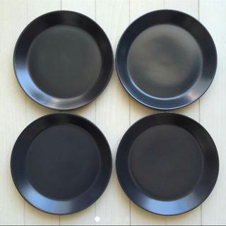 イッタラ(iittala)の【お買得】Hoganas Keramik 20cmプレート 4枚(食器)