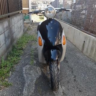 スズキ(スズキ)のスズキ レッツ4パレット 4サイクル(車体)