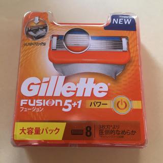 ジレ(gilet)のジレットフュージョン替刃(日用品/生活雑貨)