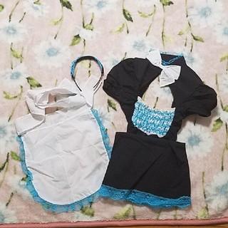 【コスプレ】メイド服セット(衣装一式)