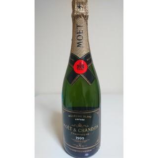 モエエシャンドン(MOËT & CHANDON)の【1999】MOET & CHANDON 1999 MILLESIME(シャンパン/スパークリングワイン)