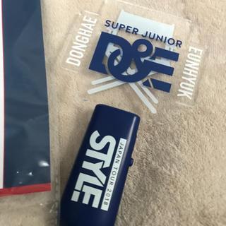スーパージュニア(SUPER JUNIOR)のsuper junior D&Eペンライト2018(アイドルグッズ)