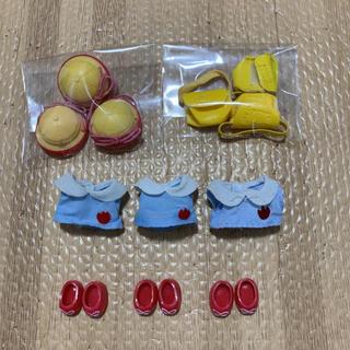エポック(EPOCH)の☆シルバニアファミリー 幼稚園服セット 3着☆(キャラクターグッズ)