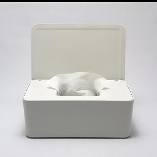 ムジルシリョウヒン(MUJI (無印良品))の無印 ウェットティッシュケース (ティッシュボックス)