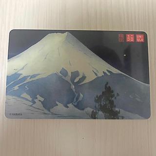 ユニクロ(UNIQLO)のUNIQLO ユニクロ  ギフトカード   mt.fuji  富士山  (その他)