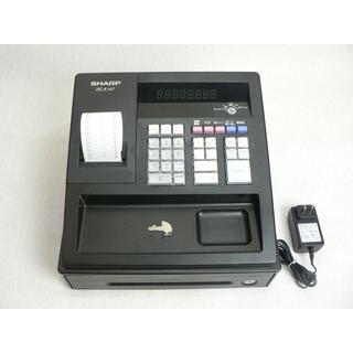 SHARP レジスタ XE-A147 ◆SDカードに保存可能(OA機器)