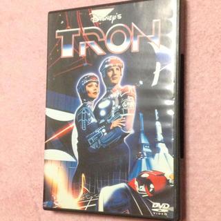 ディズニー(Disney)のDisney TRON トロン DVD(キッズ/ファミリー)