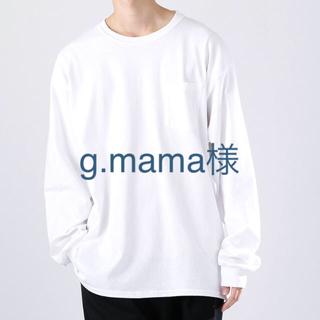 ギルタン(GILDAN)のギルダン ビッグシルエット USAオーバーサイズ ロングスリーブTシャツ(Tシャツ/カットソー(七分/長袖))