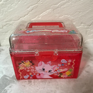 ディズニー(Disney)のマリーちゃん  収納ボックス(ケース/ボックス)