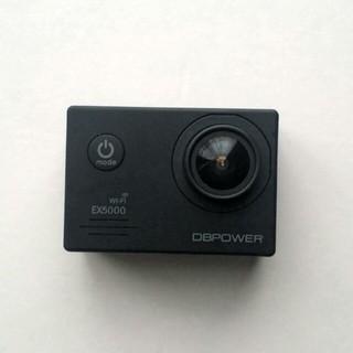 GoPro - アクションカメラ DBPOWOR fullHD