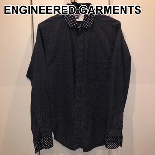 エンジニアードガーメンツ(Engineered Garments)の【美品】 ENGINEERED GARMENTS ドットシャツ(シャツ)
