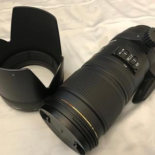 シグマ(SIGMA)のSIGMA 70-200mm F2.8 レンズ 【ナナニッパ】(レンズ(ズーム))