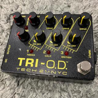 USED Tech 21 TRI-O.D(エフェクター)