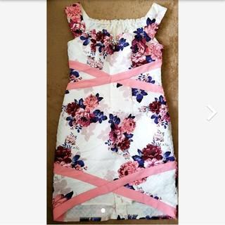 デイジーストア(dazzy store)のオフショルミニドレス(ナイトドレス)