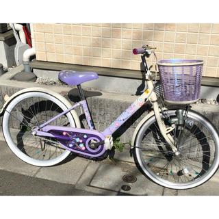 ブリヂストン(BRIDGESTONE)のブリジストン エコパル 20インチ ラベンダー 子供用 自転車 子供(自転車)