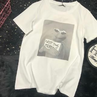 サンドロ(Sandro)のSandro Tシャツ 白(Tシャツ/カットソー(半袖/袖なし))