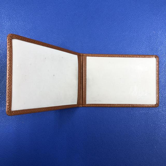 LOUIS VUITTON(ルイヴィトン)のLOUIS VUITTON 二つ折りパスケース レディースのファッション小物(パスケース/IDカードホルダー)の商品写真