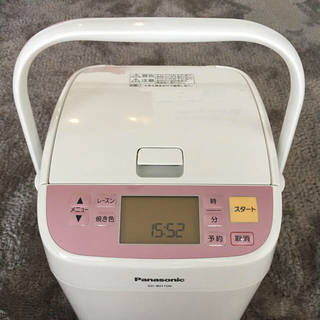 パナソニック(Panasonic)のホームベーカリー(パナソニックSD-BH106)(ホームベーカリー)