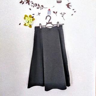 ジーユー(GU)のGU☆美品Aラインスカート(ひざ丈スカート)