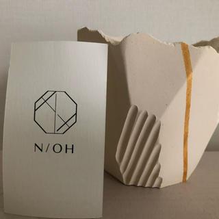 新品 N/OH 澪標 金ライン入 SSサイズ(花瓶)