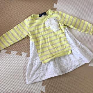 エスティークローゼット(s.t.closet)の s.t. closet カットソー 90cm(Tシャツ/カットソー)