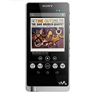 ウォークマン(WALKMAN)のウォークマンZX128GBハイレゾ音源対応Android搭載  (ポータブルプレーヤー)