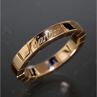 カルティエ(Cartier)のカルティエ cartier ラニエール リング size48 K18PG仕上済 (リング(指輪))