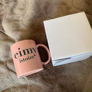 エイミーイストワール(eimy istoire)のエイミーイストワール マグカップピンク(グラス/カップ)