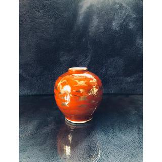花瓶 九谷(花瓶)