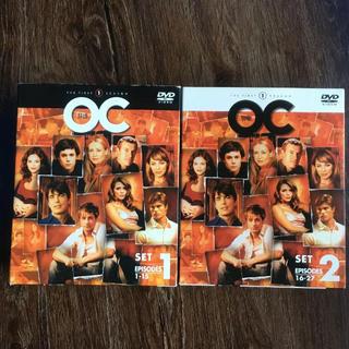 OC ファーストシーズン DVD(TVドラマ)