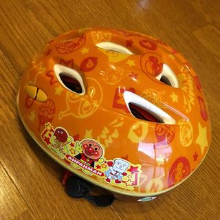 アンパンマン☆ヘルメット(ヘルメット/シールド)