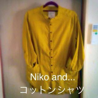 ニコアンド(niko and...)のきみか様専用(シャツ/ブラウス(長袖/七分))