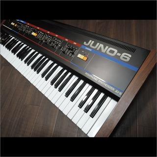 ローランド(Roland)のRoland JUNO-6 アナログシンセ(キーボード/シンセサイザー)