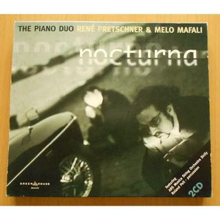 Rene Pretschner & Melo Mafali / nocturna(ジャズ)