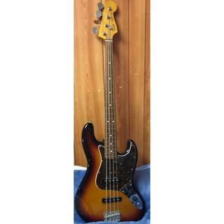フェンダー(Fender)のFender japan Jazz bass (エレキベース)