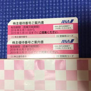エーエヌエー(ゼンニッポンクウユ)(ANA(全日本空輸))のJSDF013様専用 ANA 株主優待券(その他)