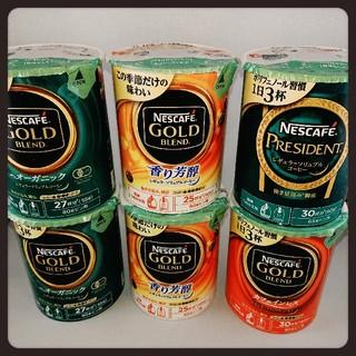 Nestle - ネスカフェ バリスタ ゴールドブレンド セット