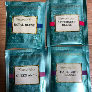 フォートナム&メイソン紅茶ティーバッグ(茶)