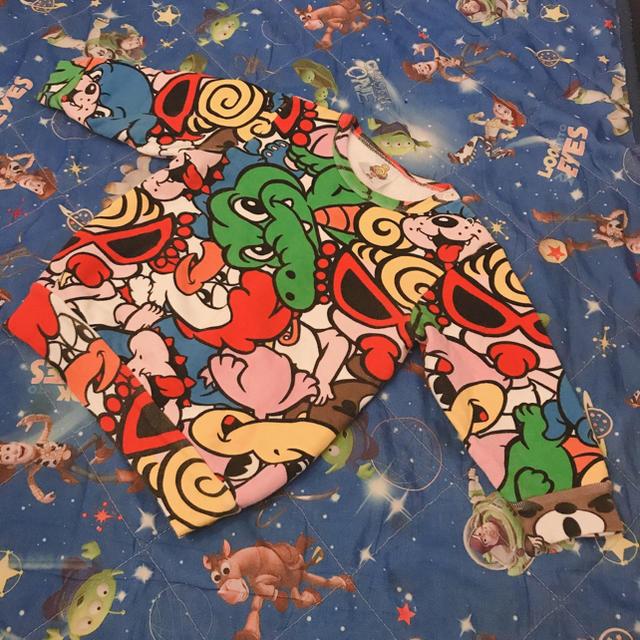 HYSTERIC MINI(ヒステリックミニ)のスウィート トレーナー キッズ/ベビー/マタニティのベビー服(~85cm)(トレーナー)の商品写真