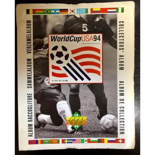 94年W杯 トレカ フルコンプリート セット UPPERDECK(記念品/関連グッズ)