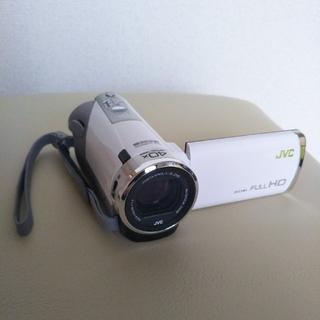 Victor - VictorビデオカメラGZ-E600-W