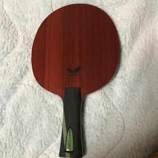 バタフライ(BUTTERFLY)の卓球ラケット ティモボルトリカーボン(卓球)