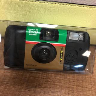 フジフイルム(富士フイルム)の写ルンです 27枚撮り フジカラー 新品未使用(フィルムカメラ)